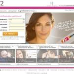 Be2.de 2012 Screenshot von der Webseite