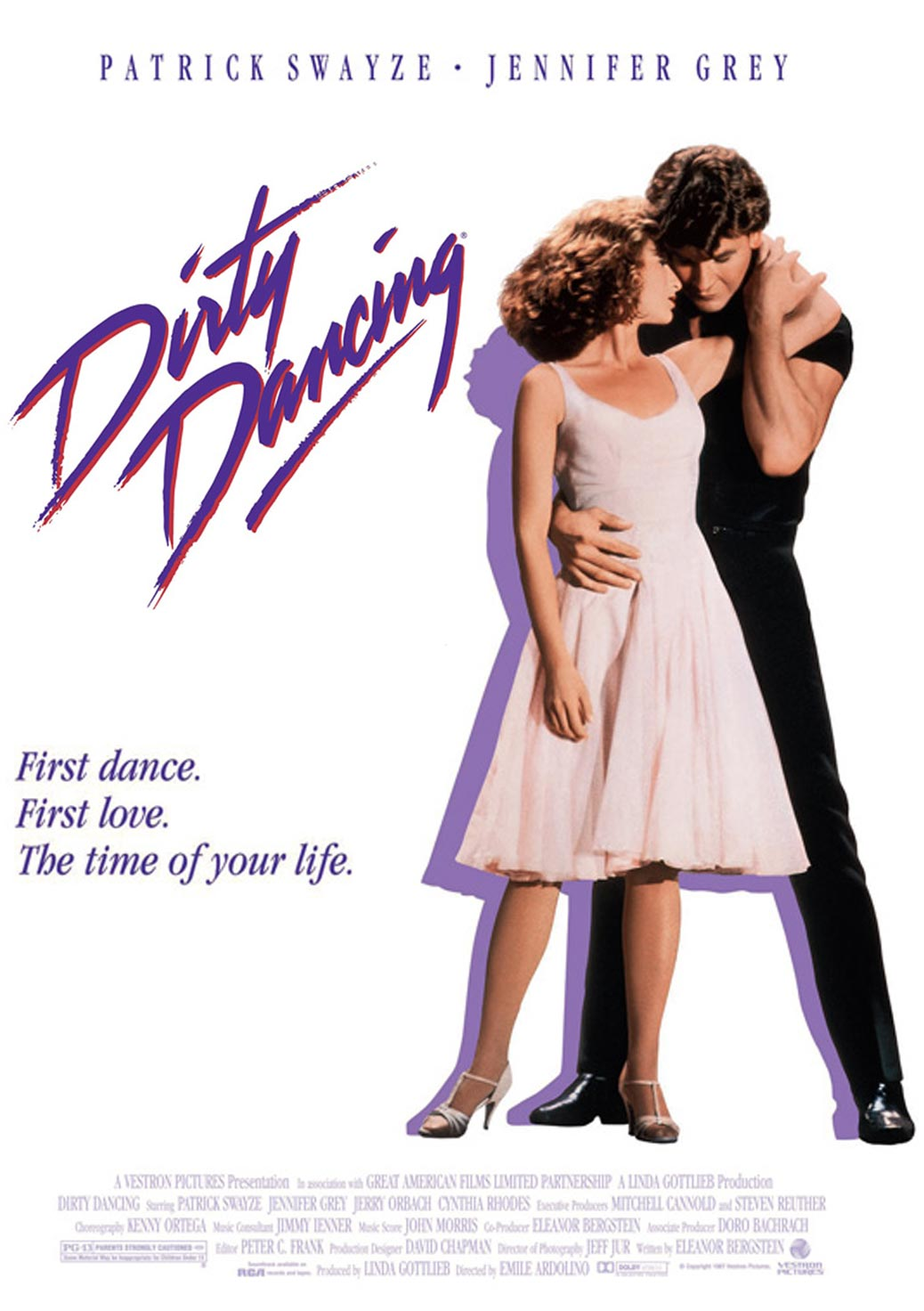 Der Film Dirty Dancing