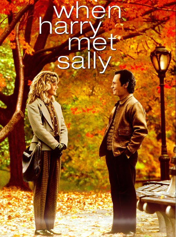 Der Film Harry und Sally