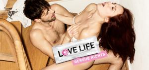 Sexy Kuss bei einem Pärchen: Love Life – Bereue Nichts: Setzt auf Freiheit in Verantwortung! Bild: lovelife.ch