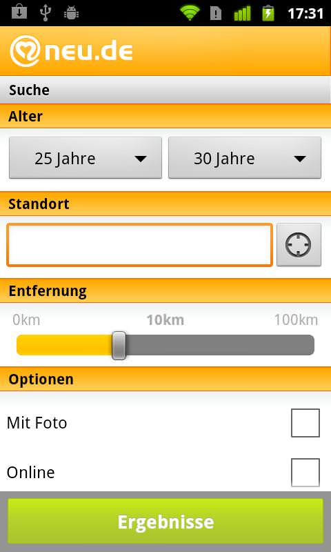 android single app Speyer