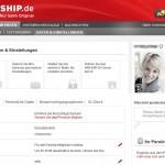 Parship Profil-Löschung bestätigen