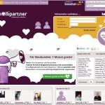 Parship 2012 Screenshot von der Webseite