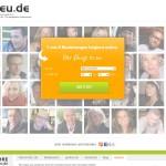 Neu.de 2013 Screenshot von der Webseite
