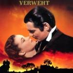 Das monströse vier Stundenwerk Vom Winde verweht wurde 1940 mit zehn Oscars ausgezeichnet und zugleich spielte das Südstaatendrama, das auf den gleichnamigen Erfolgsroman der Schriftstellerin Magaret Mitchell basiert, 3,8 Milliarden Euro ein.